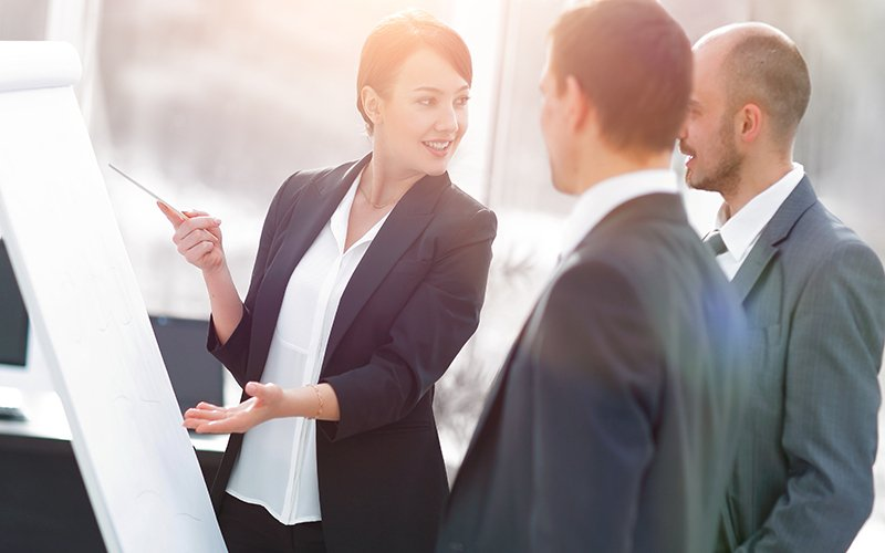 Les forces du management féminin